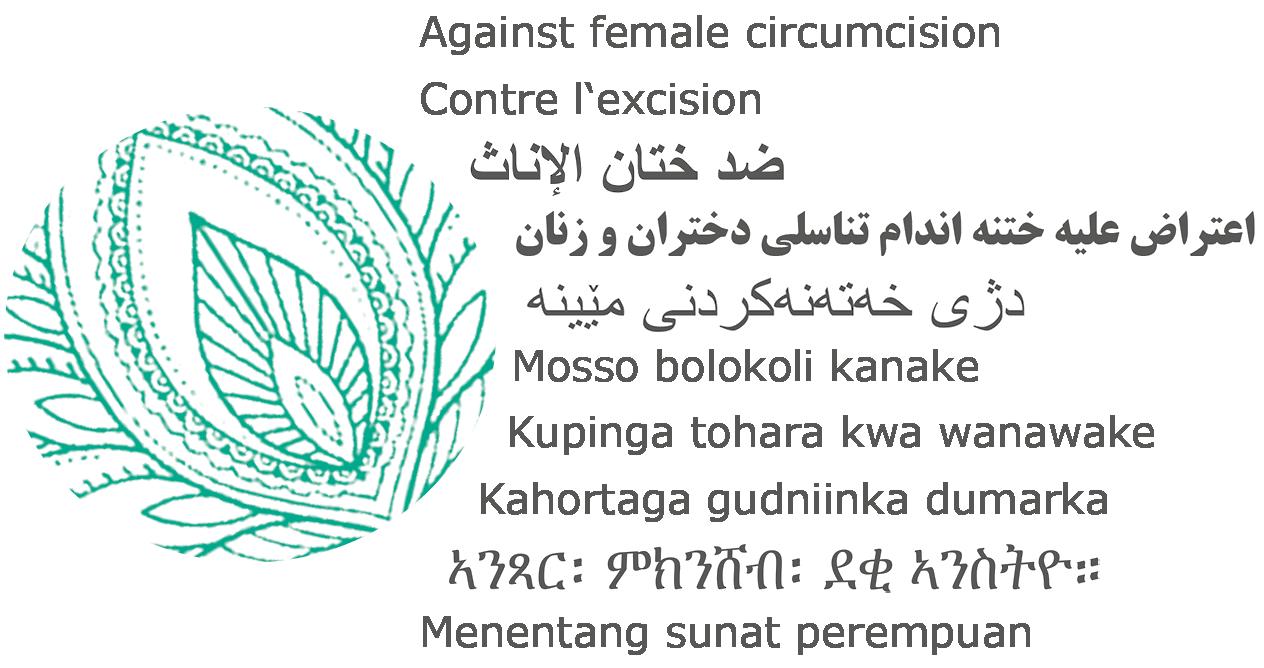 gegen weibliche Genitalbeschneidung